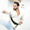 El karate le ha enseñado a ser paciente